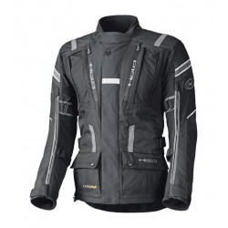 HELD HELD HAKUNA II BLACK/GREY TEXTILE JACKET