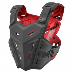 BUZER EVS F1 CHEST PROTECTOR BLACK