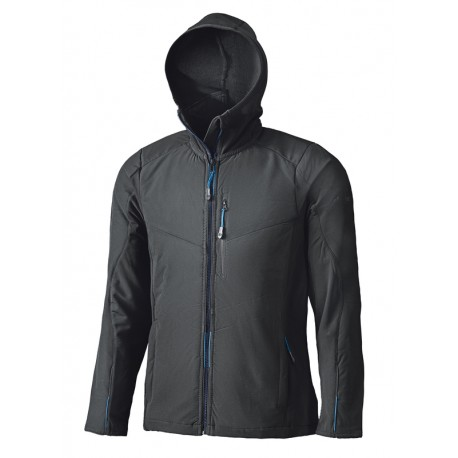 CLIP-IN THERMO TOP JACKET BLACK