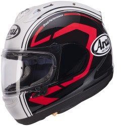 KASK ARAI RX7V STATEMENT BLACK