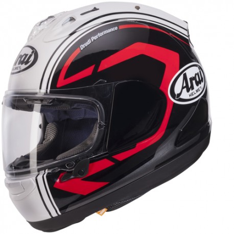 KASK ARAI RX7V DIAMOND WHITE