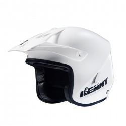 KENNY TRAIL UP HELMET WHITE