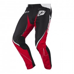 KENNY PANTS TRIAL-UP BLACK/RED