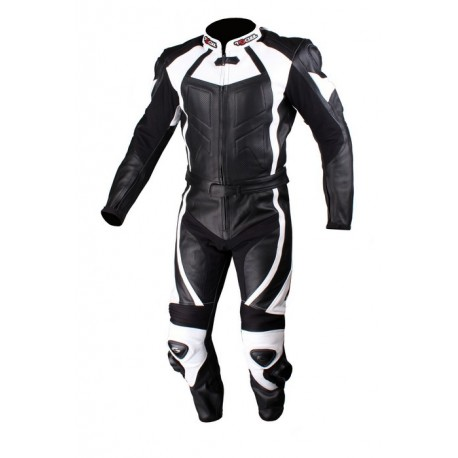 TSCHUL 770 BLACK LEATHER SUIT