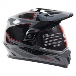 KASK BELL MX-9 ADVENTURE BLOCKADE BLACK