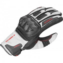 HELD SAMBIA BLACK/GREY/RED SUMMER GLOVES