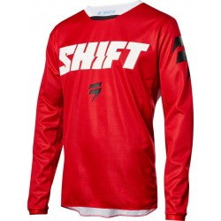 SHIFT WHIT3 NINETY SEVEN JERSEY RED 2017