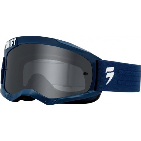 SHIFT WHIT3 LABEL GOGGLE NAVY