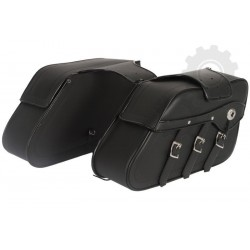 ADRENALINE CRUISE PRO SMALL SADDLEBAGS LEATHER