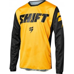 BLUZA SHIFT JUNIOR WHIT3 NINETY SEVEN YELLOW 2018