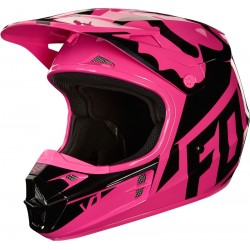 KASK FOX JUNIOR V1 RACE PINK