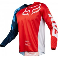BLUZA FOX 180 RACE RED MX18