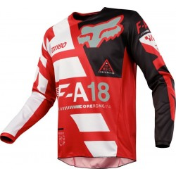 FOX 180 SAYAK RED JERSEY