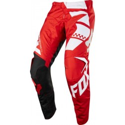 SPODNIE FOX JUNIOR 180 SAYAK RED