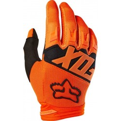 RĘKAWICE FOX JUNIOR DIRTPAW RACE ORANGE