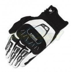 HELD TOURING BACKFLIP WHITE BLACK GLOVE