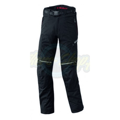 HELD MURDOCK BLACK TEXTILE PANTS