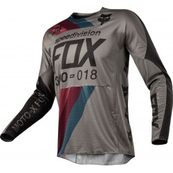 BLUZA FOX 360 DRAFTR CHARCOAL