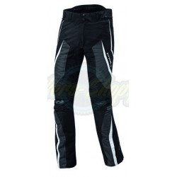 HELD VENTO BLACK TEXTILE PANTS