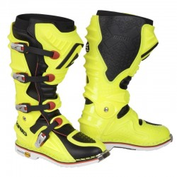 ACERBIS X-MOVE 2.0 FLUO YELLOW BOOTS
