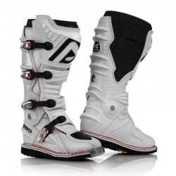 ACERBIS X-MOVE 2.0 WHITE BOOTS