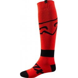FOX SOCKS FRI THIN RACE RED