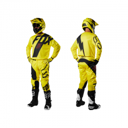 FOX 180 MASTAR YELLOW GEAR SET