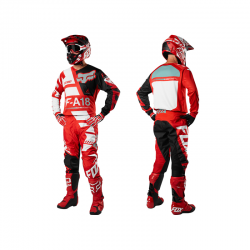 FOX 180 SAYAK RED MX2018 GEAR SET