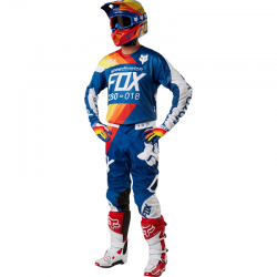 FOX 360 DRAFTR BLUE GEAR SET MX2018