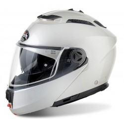 AIROH PHANTOM S COLOR WHITE GLOSS FLIP UP HELMET