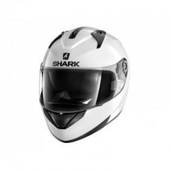 KASK INTEGRALNY SHARK RIDILL BLANK WHITE + PINLOCK