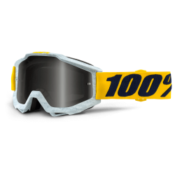 100% ACCURI ATHLETO GOGGLES - MIRRORED LENS
