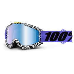 100% ACCURI BRENTWOOD GOGGLES - MIRRORED LENS