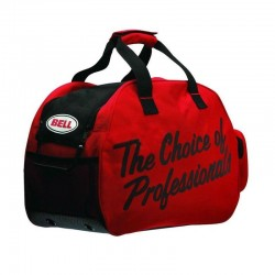 BELL DELUXE HELMET BAG RED/BLACK