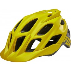 KASK FOX FLUX CREO DARK YELLOW
