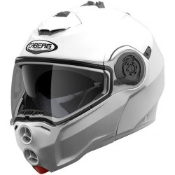 CABERG DROID HELMET WHITE GLOSS