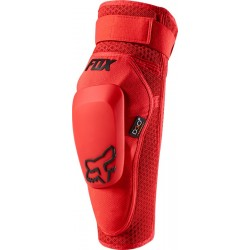 FOX LAUNCH PRO D3O ELBOW PROTECTOR RED