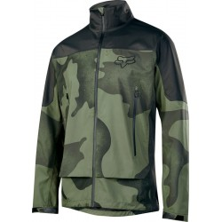 FOX ATTACK WATER JACKET FAT CAMO