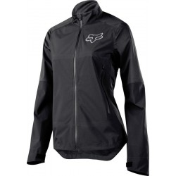 FOX WOMENS ATTACK WATER JACKET BLACK