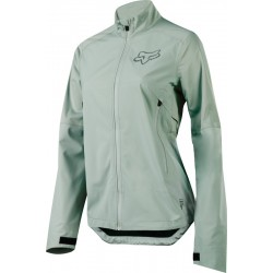 FOX WOMENS ATTACK WATER JACKET SAGE