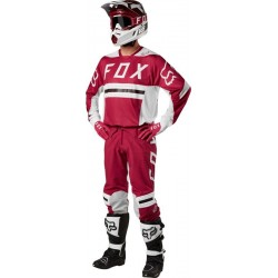 FOX FLEXAIR PREEST DARK RED GEAR SET