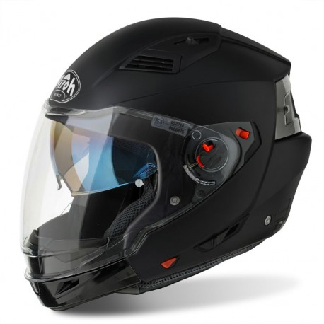 HELMET AIROH EXECUTIVE COLOR BLACK MATT