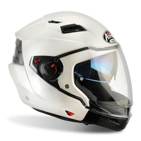 HELMET AIROH EXECUTIVE COLOR WHITE GLOSS