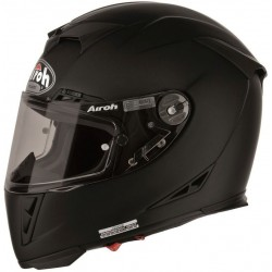 AIROH GP500 HELMET BLACK MATT