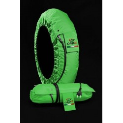 TYREWARMERS CAPIT SUPREMA SPINA 230V GREEN M/XL