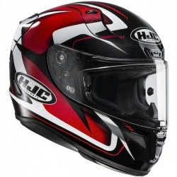 KASK HJC R-PHA 11 BLUDOM BLACK/RED/WHITE