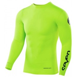 SEVEN ZERO COMPRESSION 2018 JERSEY FLOW YELLOW