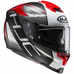 KASK HJC RPHA 70 VIAS RED/WHITE