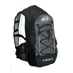 HELD TO GO BLACK GREY BACK PACK
