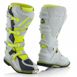 ACERBIS X-MOVE 2.0 GREY/FLUO BOOTS